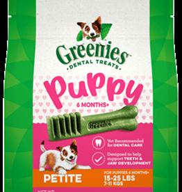 GREENIES GREENIES PETITE PUPPY TREAT (12OZ)
