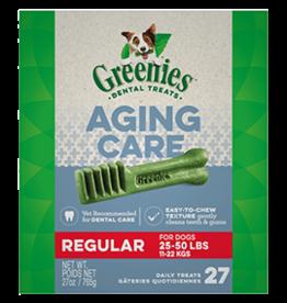GREENIES GREENIES REGULAR AGING TUB 27CT (27OZ)