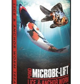 ECOLOGICAL LABS MICROBE LIFT LICE & ANCHOR WORM 32 OZ