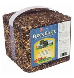 PURINA MILLS, INC. FLOCK BLOCK 25LBS