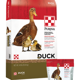 PURINA MILLS, INC. PURINA DUCK CHOW 50LBS