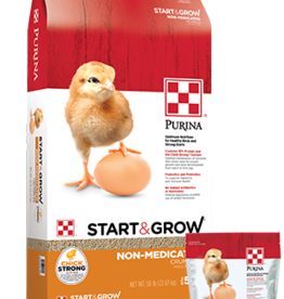 PURINA MILLS, INC. START N GROW NON MEDICATED 25LBS