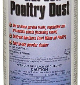 CHEMTECH                D GARDEN AND POULTRY DUST (PROZAP)