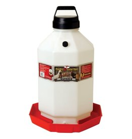 MILLER MANUFACTURING WATERER PPF-7 GAL POULTRY