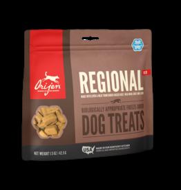 ORIJEN ORIJEN DOG REGIONAL RED FREEZE DRIED TREAT 1.5OZ