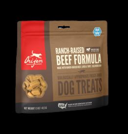 ORIJEN ORIJEN DOG TREATS RANCH-RAISED  BEEF 1.5OZ