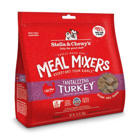 STELLA & CHEWY'S LLC STELLA & CHEWY'S FD TANTALIZING TURKEY MEAL MIXERS 3.5OZ