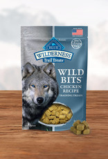 BLUE BUFFALO COMPANY BLUE BUFFALO WILDERNESS TRAIL TREATS CHICKEN WILD BITS 4OZ