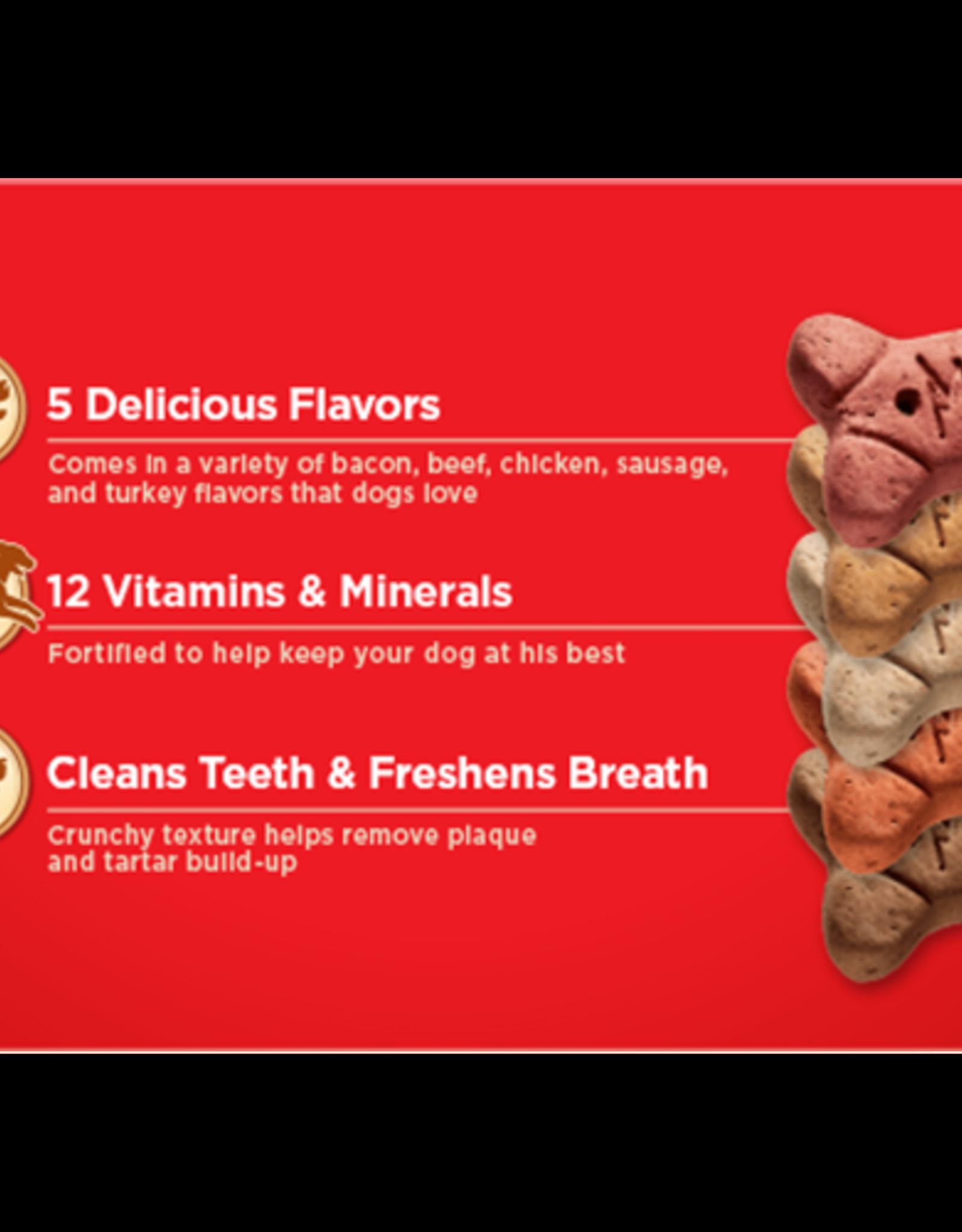 DELMONTE FOODS LLC MILKBONE BISCUITS FLAVOR SNACKS 24OZ
