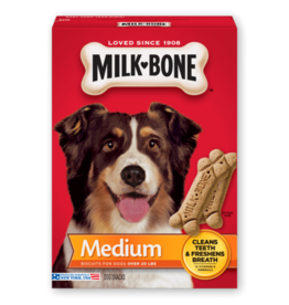 DELMONTE FOODS LLC MILKBONE BISCUITS MEDIUM 10#