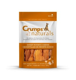 CRUMPS NATURAL CRUMPS NATURAL SWEET POTATO CHEW 11.6OZ