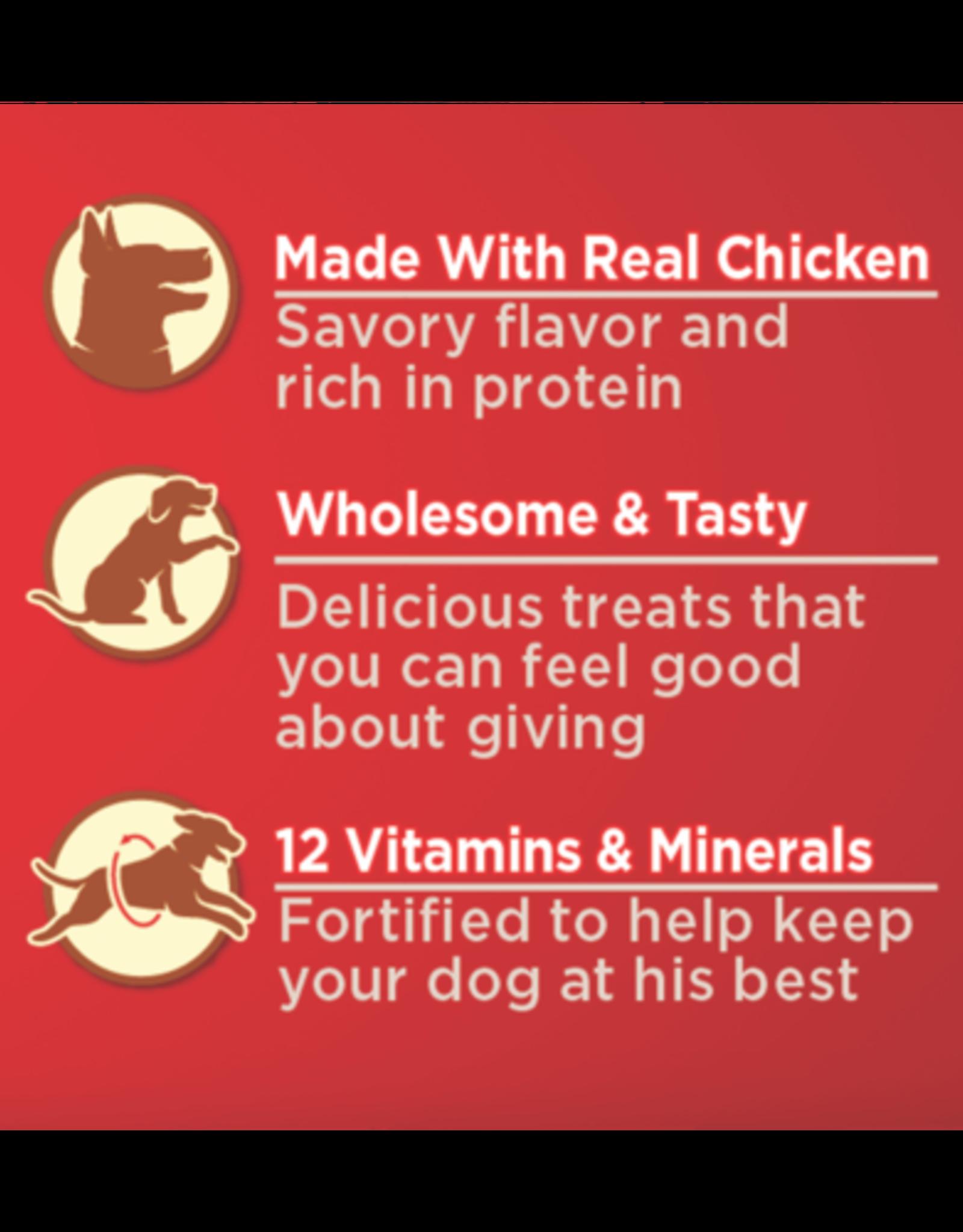 DELMONTE FOODS LLC MILKBONE CHEWY CHICKEN DRUMSTICK 5.6OZ