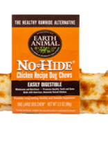 EARTH ANIMAL VENTURES EARTH ANIMAL DOG NO-HIDE CHICKEN 4IN BOX OF 24