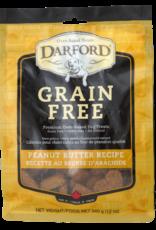 DARFORD INDUSTRIES DARFORD BISCUITS GRAIN FREE PEANUT BUTTER RECIPE 12OZ