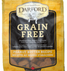 DARFORD INDUSTRIES DARFORD BISCUITS GRAIN FREE PEANUT BUTTER RECIPE 12OZ