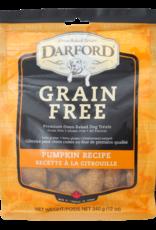 DARFORD INDUSTRIES DARFORD BISCUITS GRAIN FREE PUMPKIN RECIPE 12OZ