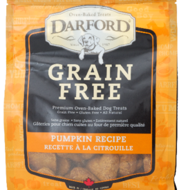 DARFORD INDUSTRIES DARFORD BISCUITS GRAIN FREE PUMPKIN RECIPE 12OZ