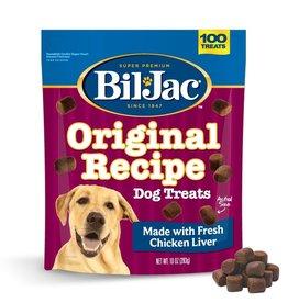 BIL-JAC FOODS, INC. BIL-JAC TREATS ORIGINAL LIVER 10OZ