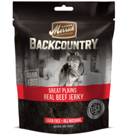 MERRICK PET CARE, INC. MERRICK BC GREAT PLAINS BEEF JERKY 4.5OZ