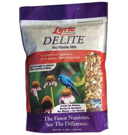 GREENVIEW LYRIC LYRIC DELITE WILD BIRD SEED 5LBS
