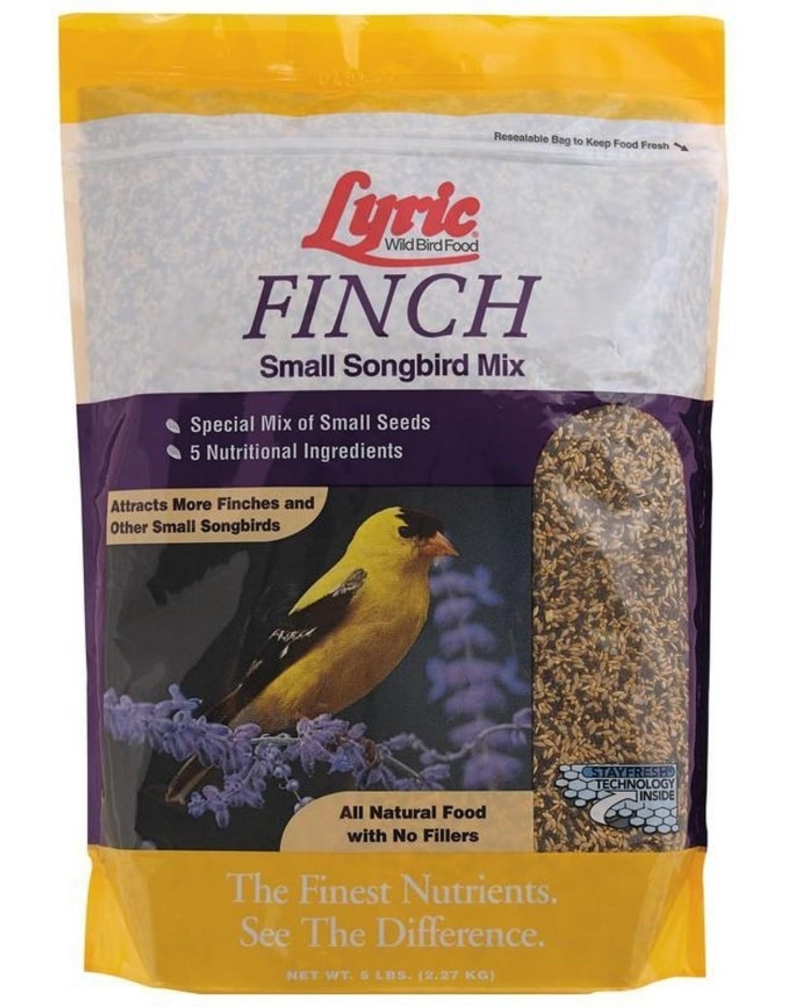 LYRIC FINCH FOOD 5LBS - Pickering Valley Feed & Farm Store