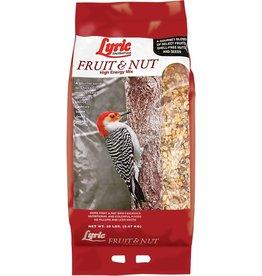 GREENVIEW LYRIC LYRIC FRUIT & NUT BIRD FOOD 20#