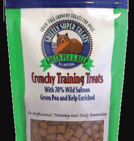 GRIZZLY GRIZZLY GRAIN FREE GREEN PEA & KELP TREAT 5OZ