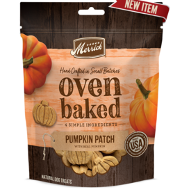 MERRICK PET CARE, INC. MERRICK OVEN BAKED PUMPKIN PATCH 11OZ