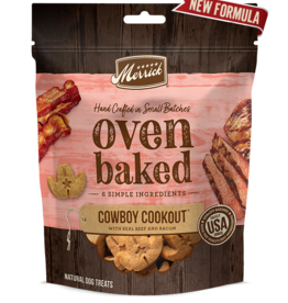 MERRICK PET CARE, INC. MERRICK OVEN BAKED COWBOY COOKOUT 11OZ