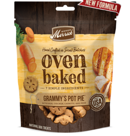 MERRICK PET CARE, INC. MERRICK OVEN BAKED GRAMMY POT PIE 11OZ