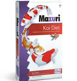 PURINA MILLS, INC. MAZURI KOI PLATINUM BITS 20#