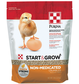 PURINA MILLS, INC. START N GROW NON-MED 5LBS