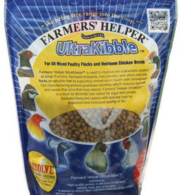 C AND S PRODUCTS CO INC P FARMER S HELPER ULTRAKIBBLE 28OZ