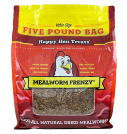 DURVET - HAPPY HEN    D HAPPY HEN MEALWORM FRENZY 5LB