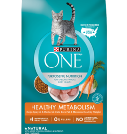 PURINA ONE CAT HEALTHY METABOLISM 3.5LBS