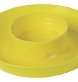 MILLER MANUFACTURING POULTRY WATER BASE QT YELLOW