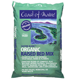 COAST OF MAINE RAISED BED MIX COAST OF MAINE 2 CU FT castine