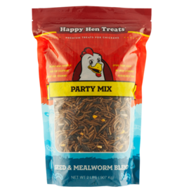 DURVET - HAPPY HEN    D HAPPY HEN CHICKEN TREAT PARTY MIX