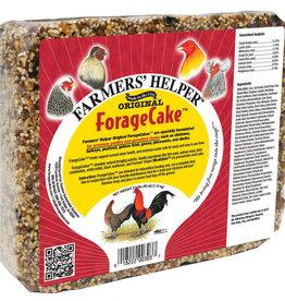 C & S FARMERS' HELPER ORIGINAL FORAGE CAKE 2.5LBS