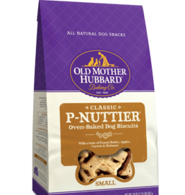 WELLPET LLC OLD MOTHER HUBBARD BISC 20OZ P-NUTTIER SMALL