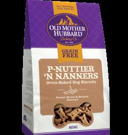 WELLPET LLC OLD MOTHER HUBBARD GRAIN FREE P'NUTTIER N NANNERS MINI 16OZ