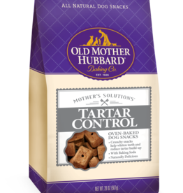 WELLPET LLC OLD MOTHER HUBBARD BISC TARTAR CONTROL 20OZ