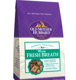 WELLPET LLC OLD MOTHER HUBBARD BISC 20OZ MINTY FRESH BREATH