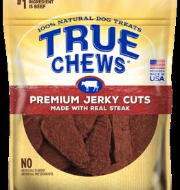 TYSON PET PRODUCTS INC TRUE CHEWS PREMIUM JERKY CUTS STEAK 10OZ
