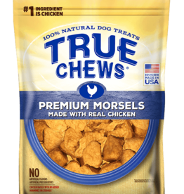 TYSON PET PRODUCTS INC TRUE CHEWS PREMIUM MORSELS CHICKEN 10OZ