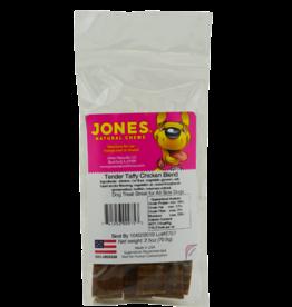 JONES NATURAL CHEWS CO JONES NATURAL TENDER TAFFY CHICKEN 2 PACK