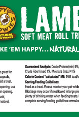 HAPPY HOWIE'S HAPPY HOWIE'S SOFT LAMB MEAT ROLL 12OZ