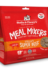 STELLA & CHEWY'S LLC STELLA & CHEWY'S CHEWY'S BEEF FREEZE DRIED MEAL MIXERS DOG 35OZ