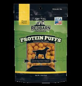 REDBARN PET PRODUCTS INC REDBARN PROTEIN PUFF CHEESE DOG TREAT 1.8OZ