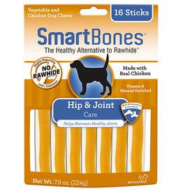 SMARTBONES FUNCTIONAL HEALTH CHEWS HIP & JOINT 16PK